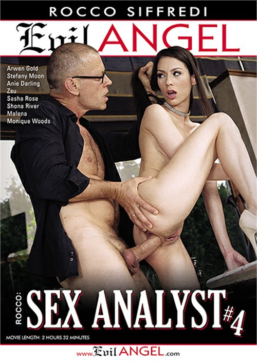 Rocco: Sex Analyst #4 (2018)