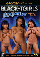Black-TGirls Jizz Jam #11 Porn Video