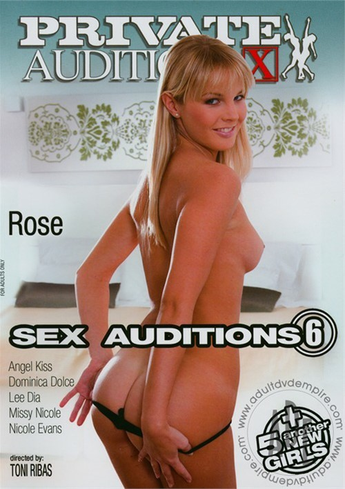 New porn auditions