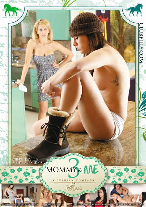 Mommy & Me #3 porn video from Filly Films.