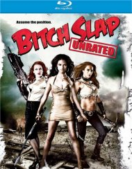 Bitch Slap: Unrated Blu-ray Movie