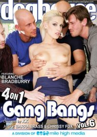 4 On 1 Gang Bangs Vol. 6 Porn Movie