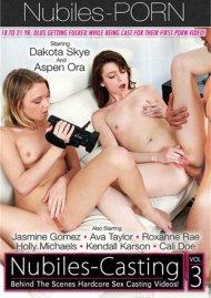 Nubiles-Casting Vol. 3 Porn Movie