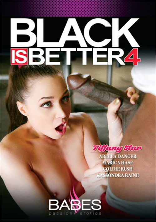 Babes Adult DVD Black Is Better 4