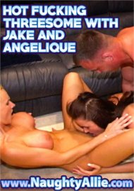 Hot Fucking Threesome with Jake and Angelique Porn Video