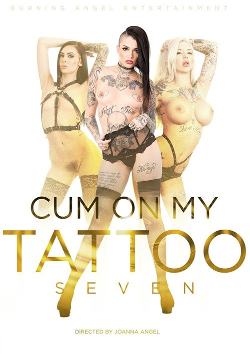 Cum On My Tattoo 7