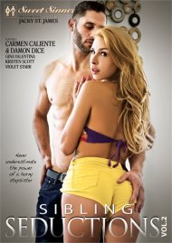 Sibling Seductions Vol. 2 porn DVD from Sweet Sinner.