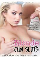 Blonde Cum Sluts Porn Movie