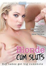 Blonde Cum Cluts Porn Movie