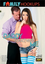 Daddy Touched Me 2 DVD porn movie from Family Hookups.