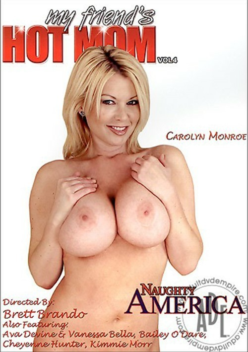 My Friends Hot Mom Vol. 4