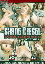 Shane Diesel Does Them All! Vol. 5 Porn Video