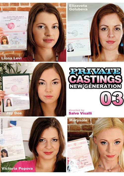 Private Castings: New Generation 03 (2014)