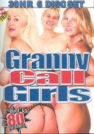 Granny Call Girls 6-Disc Set Movie