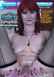 Hairy European Grandmas Porn Movie