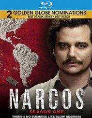 Narcos: Season One (Blu-ray + UltraViolet) Blu-ray Movie