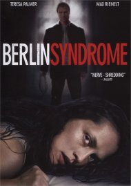 Berlin Syndrome skinema DVD from Lions Gate Films.