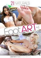 Foot Art #4 Porn Movie
