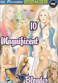 10 Magnificent Blondes Porn Movie