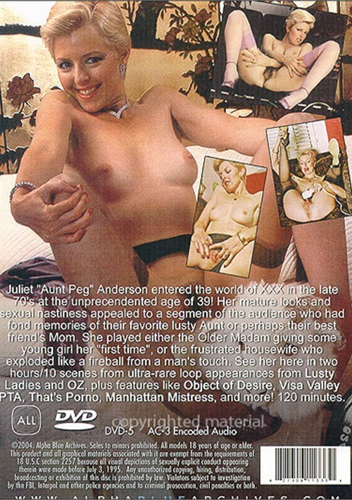 Actress peg porn aunt