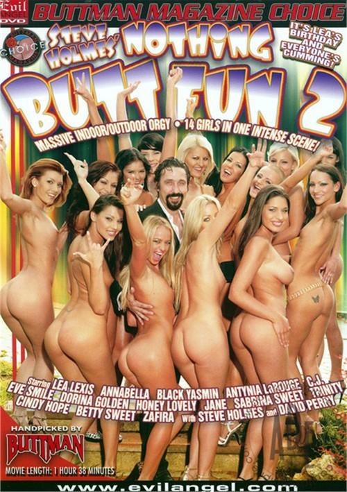 Nothing Butt Fun 2
