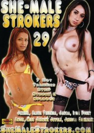 She-Male Strokers 29 Porn Movie