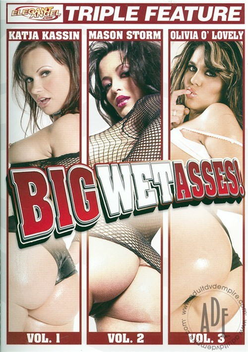 Big Wet Asses Triple Feature Vols 1-3