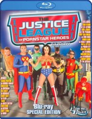 Justice League Of Pornstar Superheroes Blu-ray porn movie from Extreme Comixxx.