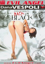 Dana Vespoli's Back In Black Porn Video