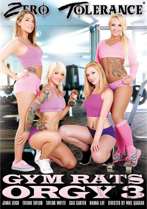 pornstars orgy Gym rats