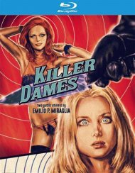 Killer Dames: Two Gothic Chillers By Emilio P. Miraglia (Blu-ray + DVD) Blu-ray Movie