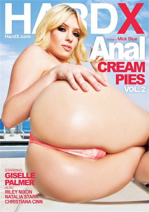 Anal Cream Pies Vol. 2