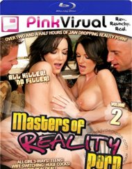 Masters of Reality Porn Vol. 2 Blu-ray Movie