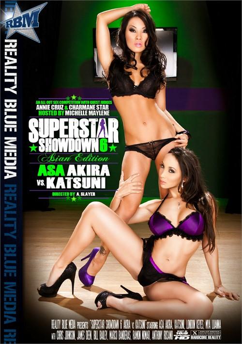Superstar Showdown: Asa Akira Vs. Katsuni