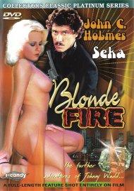 Blonde Fire Porn Video