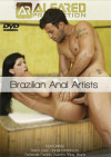 Brazilian Anal Artists Boxcover