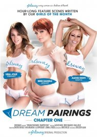 Dream Pairings: Chapter One DVD porn movie from Girlsway.