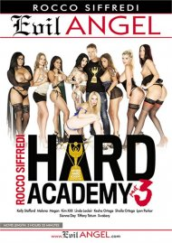 Rocco Siffredi Hard Academy Part 3 DVD porn movie from Evil Angel.