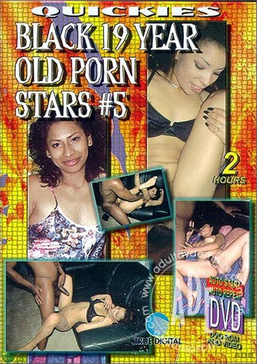 Black 19 Year Old Pornstars 5