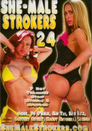 She-Male Strokers 24 Porn Movie