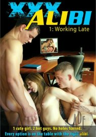 XXX Alibi 1: Working Late Porn Movie