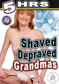 Shaved Depraved Grandmas Porn Video