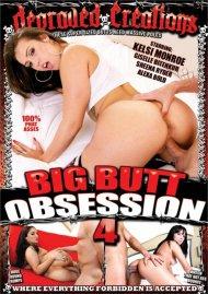 Big Butt Obsession 4 Porn Movie