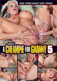 Creampie For Granny 5, A Porn Movie
