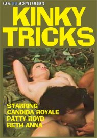 Kinky Tricks streaming classic porn video starring Candida Royalle.