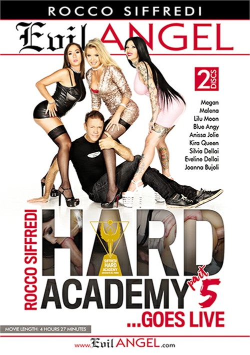 Rocco Siffredi Hard Academy Part 5       Goes Live (2018)