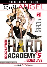 Rocco Siffredi Hard Academy Part 5 . . . Goes Live Movie