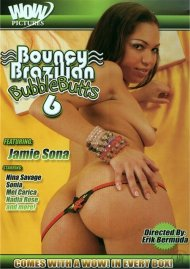 Bouncy Brazilian Bubble Butts 6 Porn Movie