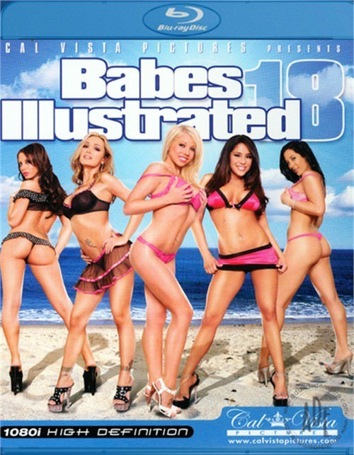 Babes Illustrated 18