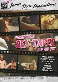 James Deens Sex Tapes: Off Set Sex Porn Movie